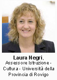 Assessore Laura Negri