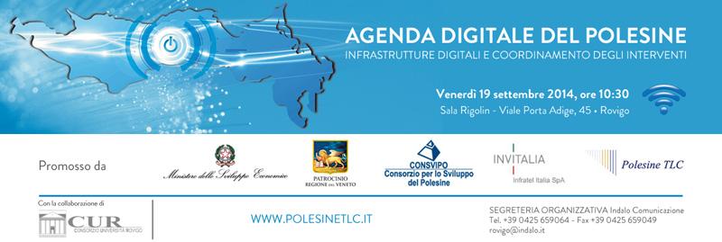 agenda digitale del polesine