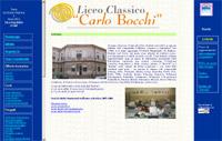 liceo classico c. bocchi con annessa sezione magistrale - adria
